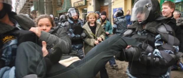 Мария Гайдар бежит от Саакашвили в Москву