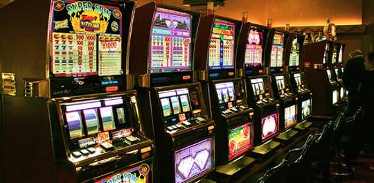 Теория размещения игровых автоматов