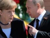 Путин дал шанс бабке Меркель