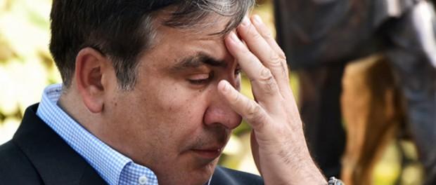 На Украине задержан Саакашвили