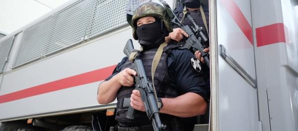 Террор в Екатеринбурге в кинотеатре «Космос»