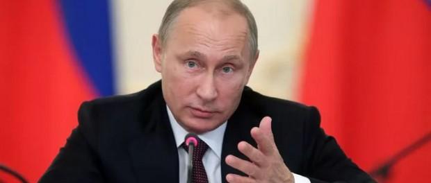 Путин о Госдепе: трудно вести разговор с идиотами