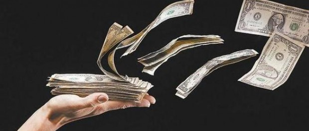 Воровство из федерального бюджета увеличилось на 12,5 раз