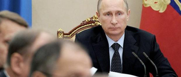 Путин дожимает доллар