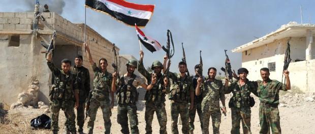 Запад давится от зависти и злобы от победы Сирии