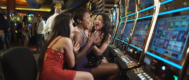 Где еще можно играть в игровые автоматы, кроме Лас-Вегаса