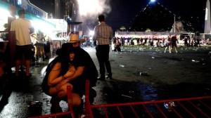 Стрелок находился на 32-м этаже отеля через дорогу от концерта под открытым небом.