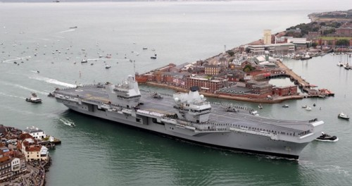Британия разрабатывает план сражения с Северной Кореей