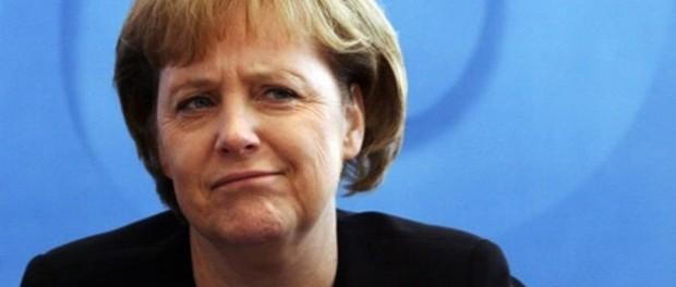Путин сливает бабку Меркель