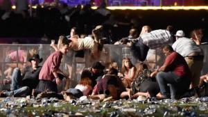 Свидетели сказали, что сотни выстрелов были произведены