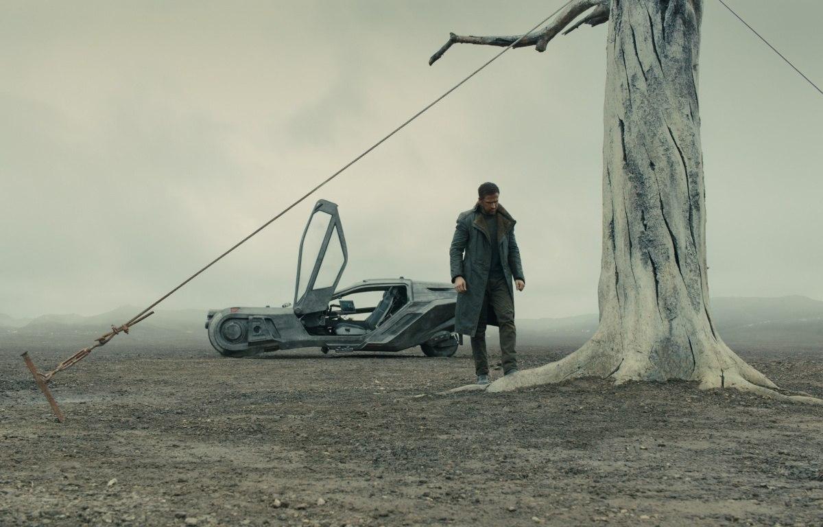Кадры из фильма Бегущий по лезвию 2049