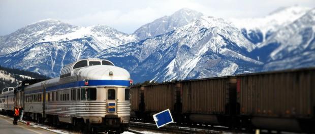 Захватывающая поездка по всей Канаде за 375$