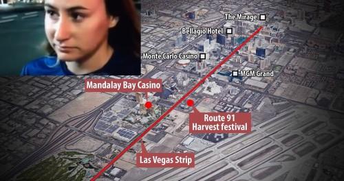 За 45 минут до стрельбы в Лас-Вегасе жертвы были предупреждены