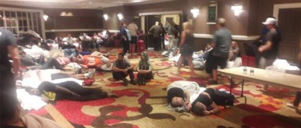 Обстоятельства и жертвы стрельбы в Лас Вегасе фото