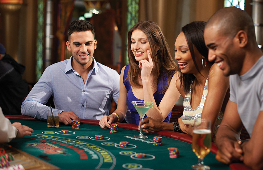 Craps walkthrough
