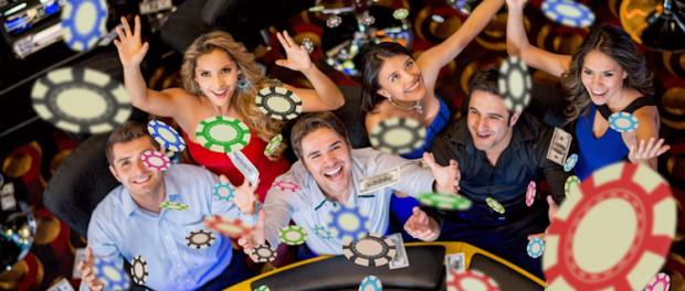 Выбор игровых автоматов в онлайн казино