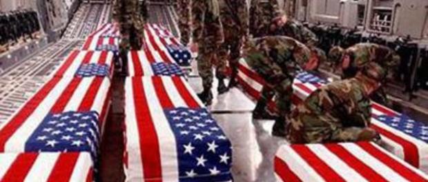 Пентагон скрывает тот факт, что русские вырезали в Сирии сотни американцев