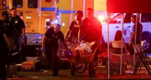 Стрельбу в Лас Вегасе организовала ЦРУ