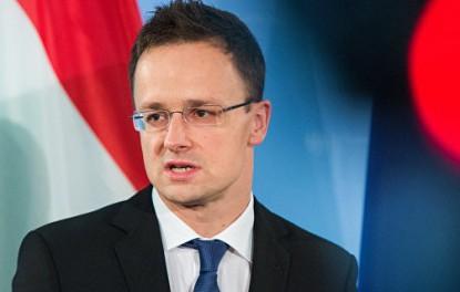 Глава МИДа Венгрии  опустил Климкина