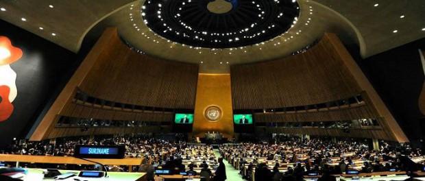 Теперь уже ООН говорит, что санкции против России незаконны