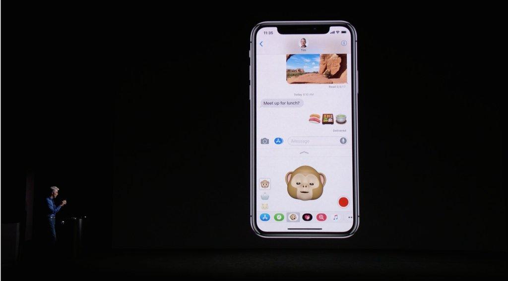 iPhone X  фото