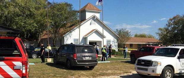 В Техасе в церкви Келли растрелял 26 человек