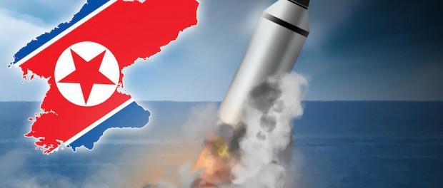 Северная Корея успешно запустила еще одну баллистическую ракету