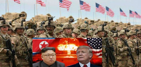Пентагон объявил о неизбежном наземном вторжении в Северную Корею