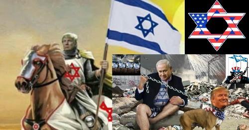Израиль толкает США на новые войны