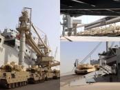 Кувейт американская техника