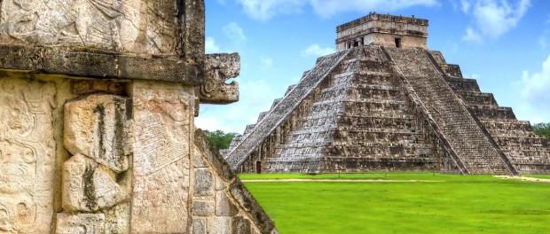Скрытый проход обнаружен в древних руинах Майя