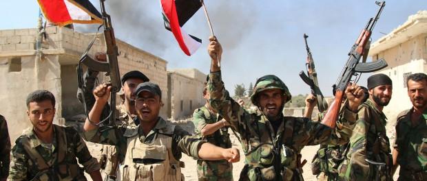 Сирия полностью освобождена