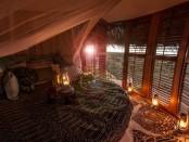 ВКении появился отель птичье гнездо