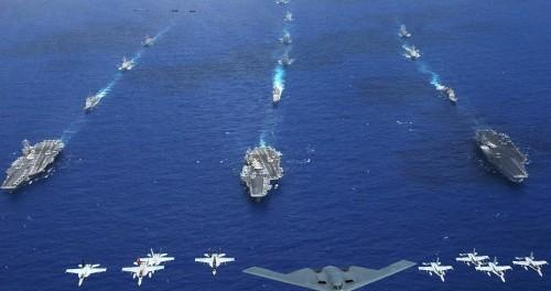 Теперь США вводят морскую блокаду КНДР
