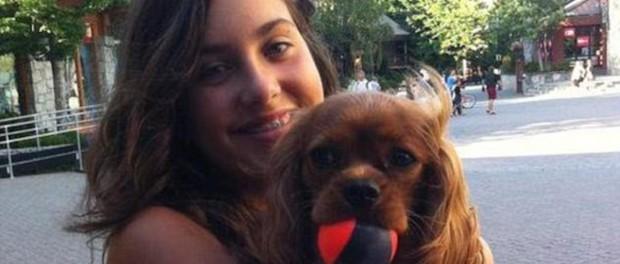 Студентку в США выгнали из общаги из-за собаки