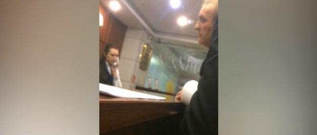 Александр Валуев устроил дебош в гостинице «Азия»
