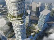 Тропический небокреб Вьетнам