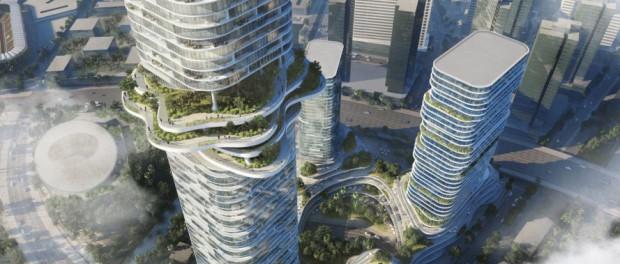 Тропический небокреб будет построен в Вьетнаме