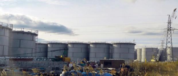Япония хочет выпустить радиоактивную воду в океан