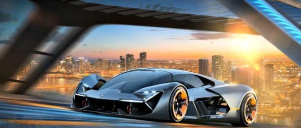MIT и Lamborghini спроектировали электрический суперкар