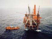 Норвегия распродает запасы нефти
