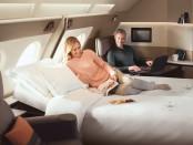 Airbus A380 люкс комнаты