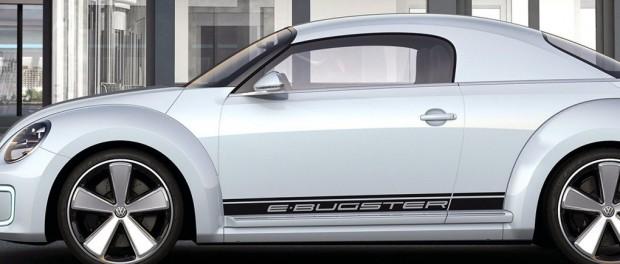 Новая версия жука «Volkswagen» станет электрическим