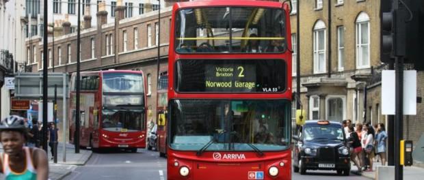 Лондонские автобусы заменяют дизельное топливо на биотопливо на основе кофе