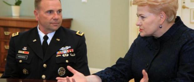 Пентагон кидает Литву