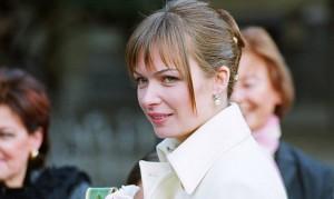 Жена Саакашвили фото