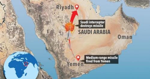 Саудовская Аравия перехватила очередную ракету