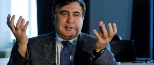 Саакашвили арендует хату за 6000 долларов в Киеве