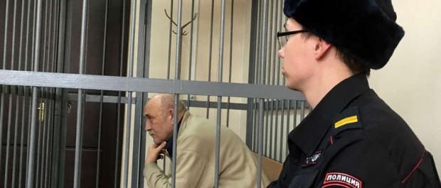 В Екатеринбурге благодаря полиции посадили застройщика Владимира Воробьева