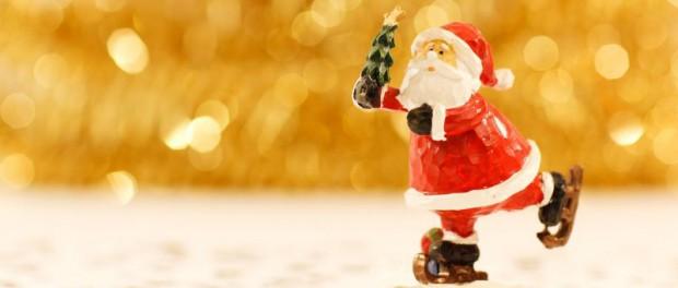 Подарок на Новый год от Деда Мороза